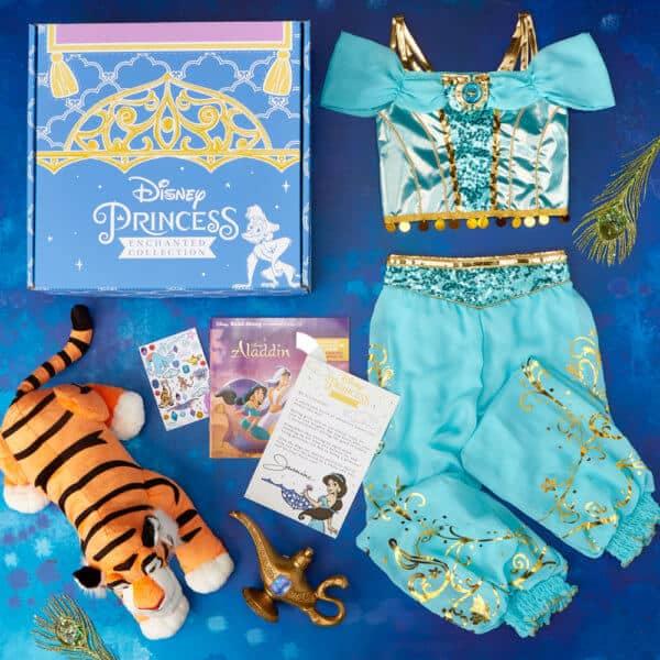 Jasmine Disney subscription box