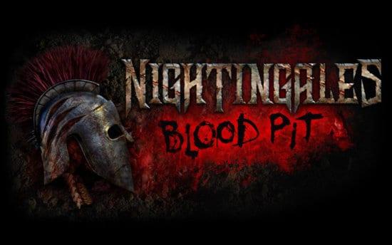 Nightingales Blood Pit - Halloween Horror Nights 2019
