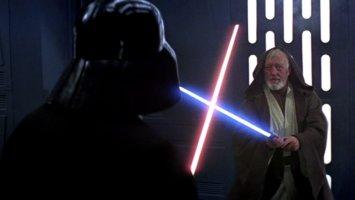 STAR WARS' Vader and Obi-Wan Duel Gets Modern Update
