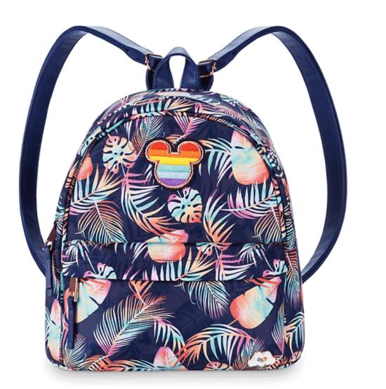 Rainbow Mickey Pride backpack