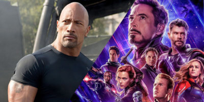 The Rock possibly in talks to join MCU