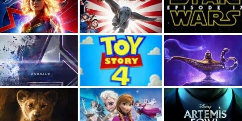 Disney reveals a bunch of upcoming Pixar, Marvel films through 2023