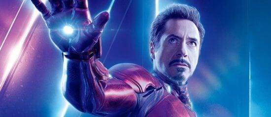 Iron Man Avengers: Endgame