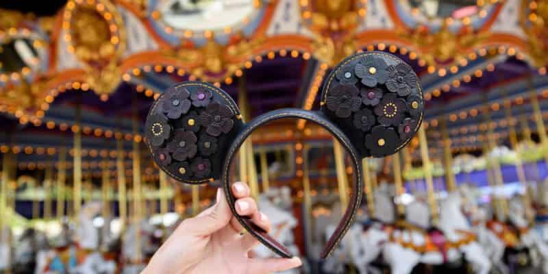 celebrity designed Minnie Mouse ear headband