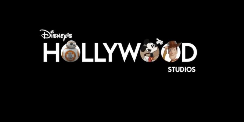 Disney Hollywood Studio new logo