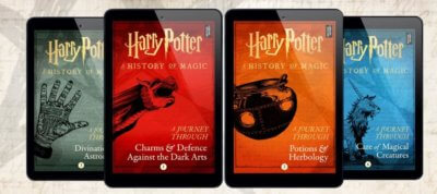 History of Magic set