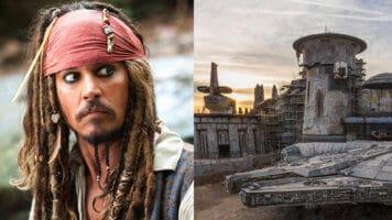 Jack Sparrow & Star Wars Galaxy's Edge
