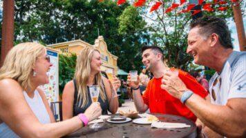 Epcot Food & Wine Festival