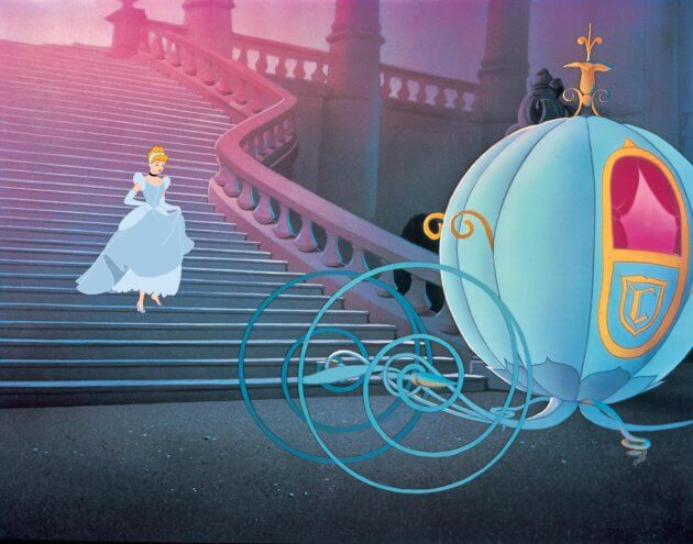 Cinderella and her coach