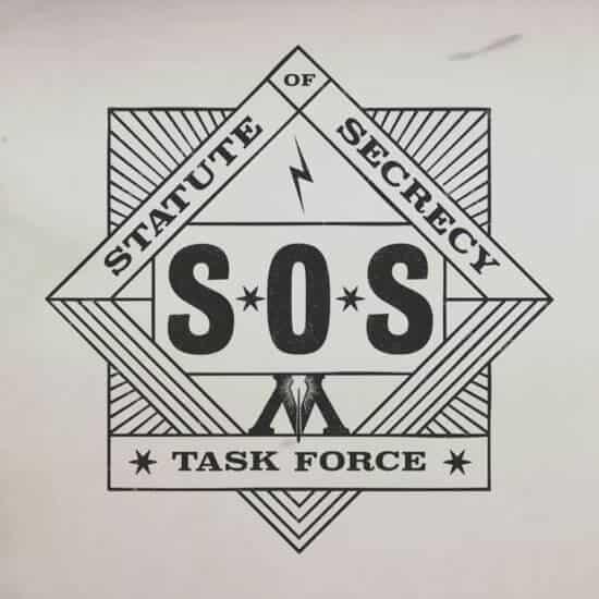 Statute of Secrecy poster
