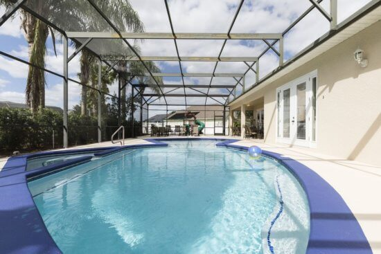 Walt Disney World vacation rental - pool