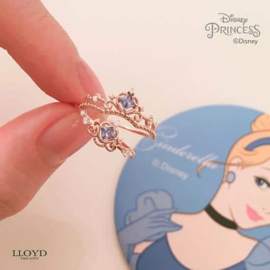 Cinderella Disney Princess jewelry