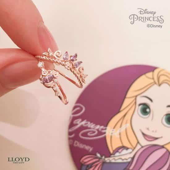 Rapunzel Disney Princess jewelry