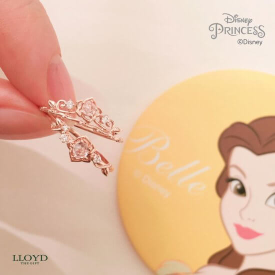 Belle Disney Princess jewelry