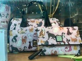 Disney Dooney & Bourke Cats collection