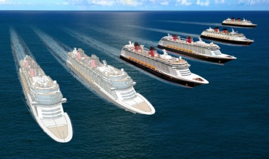 New ships coming to Disney Cruise Line