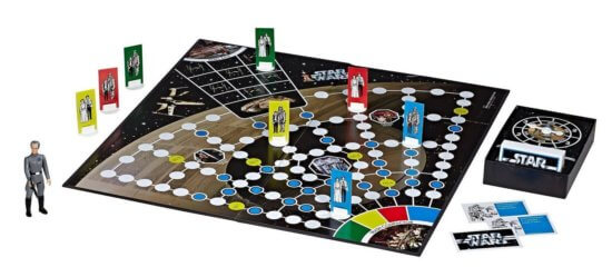 Escape from the Deathstar board game