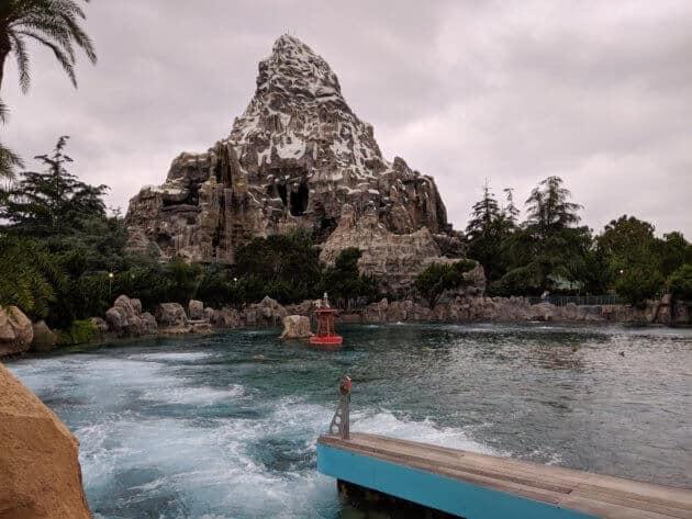 Submarine Voyage with Matterhorn in background