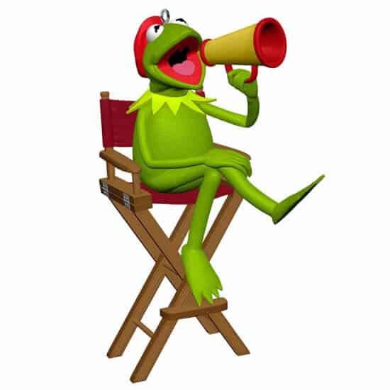 Hallmark Kermit