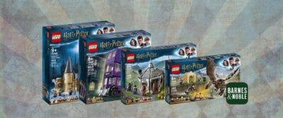 LEGO Harry Potter sets
