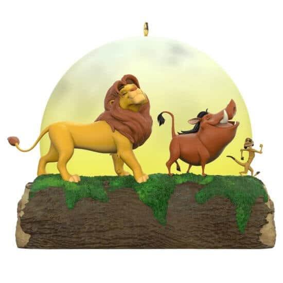 Hallmark Lion King