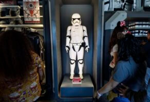 Adult First Order stormtrooper armo