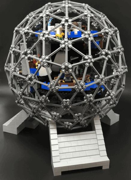 Class 2 Geodesic Sphere