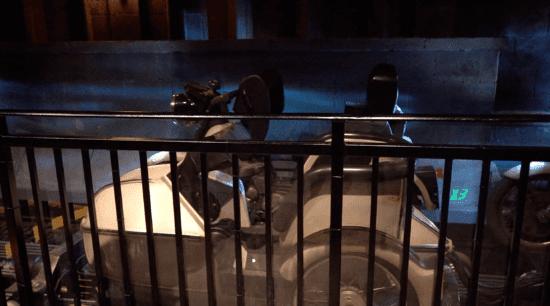 hagrid ride vehicle