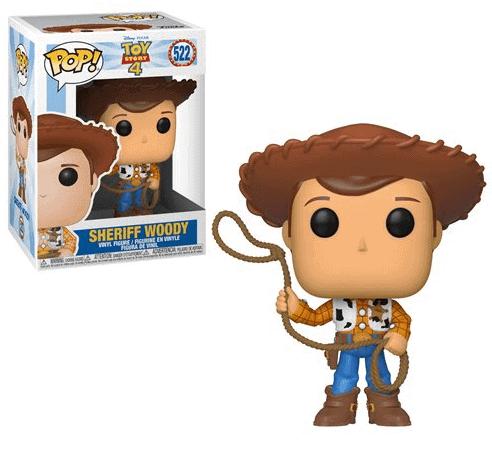 Funko Pop Woody
