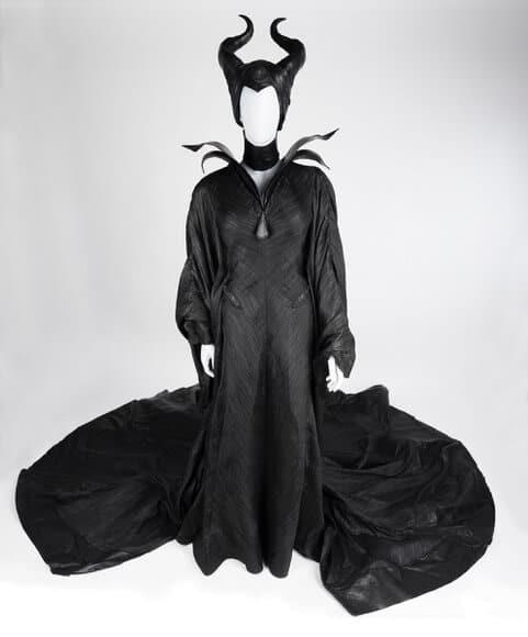 Maleficent Christening Dress