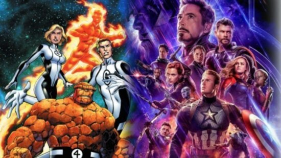 Fantastic Four reboot with MCU