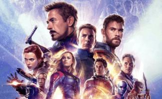 """The Avengers from """"Avengers: Endgame"""""""