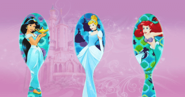 Disney Princess hairbrush