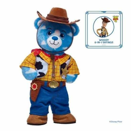 Toy Story 4 Build-A-Bear
