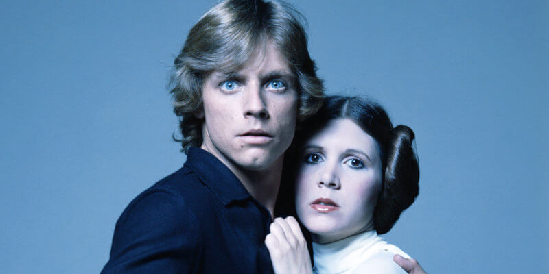 Mark Hamill wants Carrie Fisher to receive star on Hollywood Walk of Fame