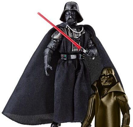 Vader comparison