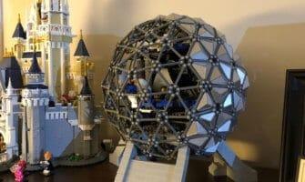 Spaceship Earth LEGO Idea set