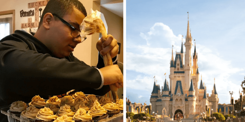 Isaiah Tuckett Walt Disney World