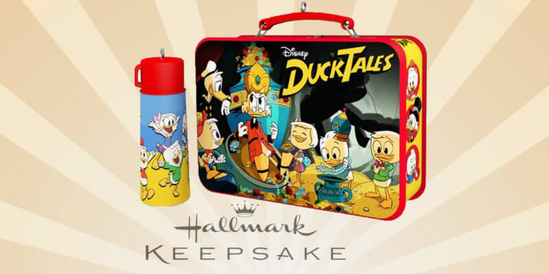 Duck Tales Hallmark collectibles