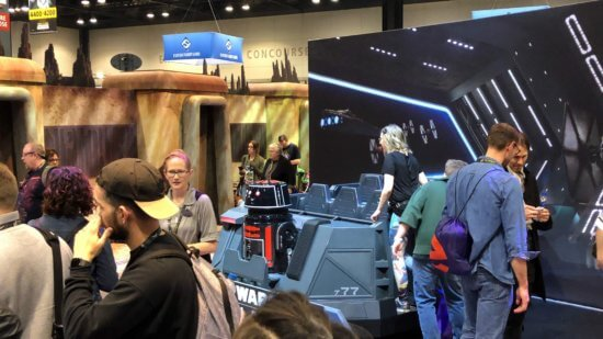 Star Wars Celebration convention center