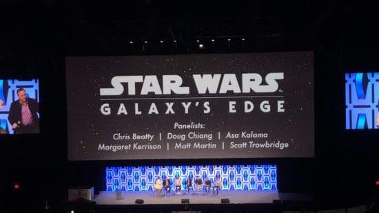 Star Wars Celebration Panel