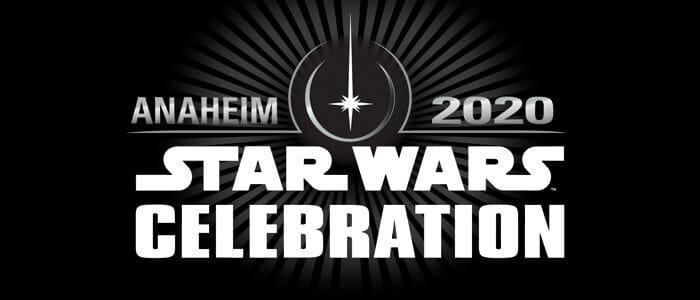Star Wars Celebration 2020 logo
