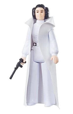 retro Leia