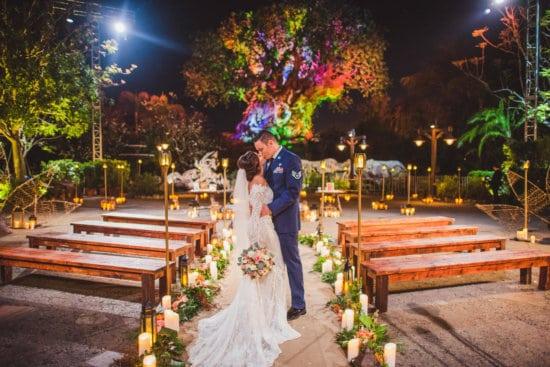 Tree of Life Disney Wedding