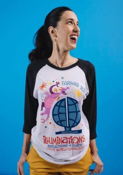 Disney IllumiNations merchandise