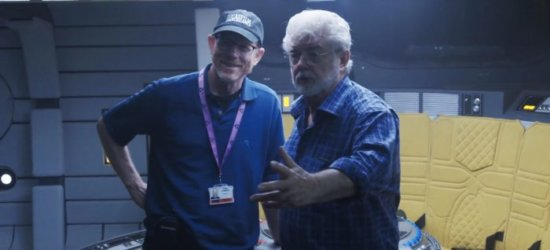 """Ron Howard on """"Solo: A Star Wars Story"""