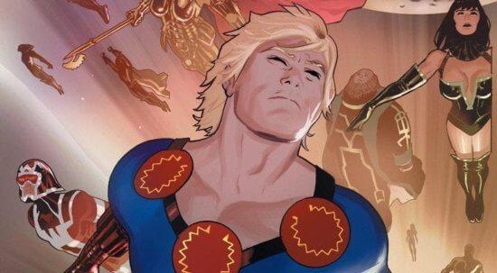 ikaris marvel comics eternals