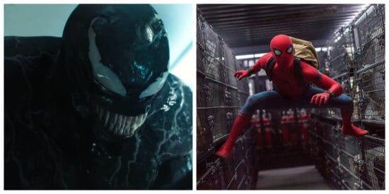 Spider-Man and Venom Crossover