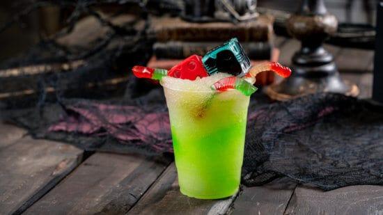 Oogie Boogie-inspired drink