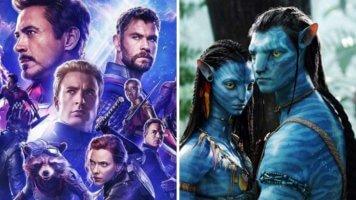 Avengers: Endgame and Avatar